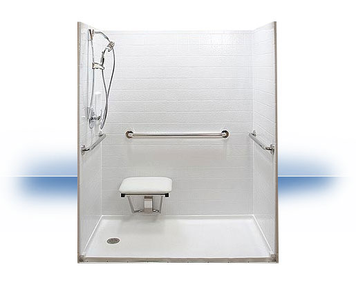 Lakewood Tub to Walk in Shower Conversion by Independent Home Products, LLC
