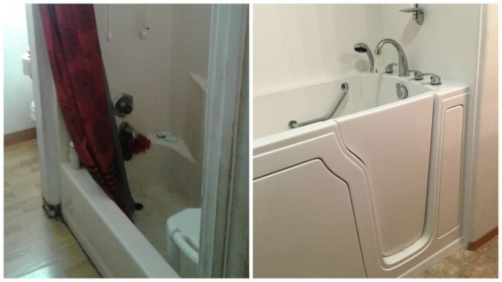Walk in Bathtub Installation in Tacoma, WA