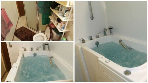 Walk in Tub Installation in Nine Mile Falls, WA