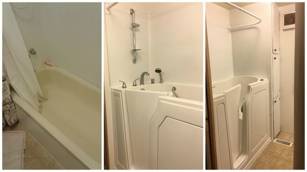Walk in Tub Installation in Suquamish, WA (1)